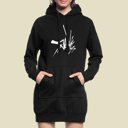 tag - Hoodie-Kleid