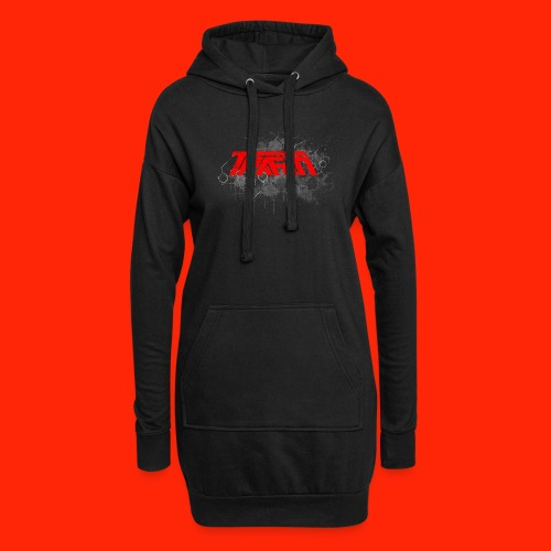TmarTn Logo on different shirts and accesories - Hoodie-kjole