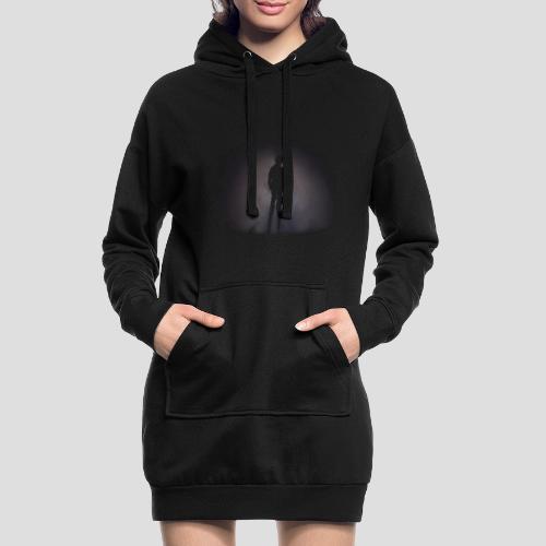 Kind in der Nacht - Hoodie-Kleid