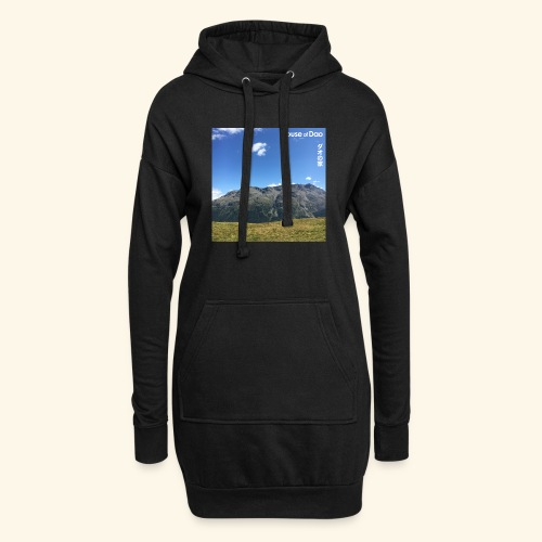 House of Dao - Top of Mountain View - Hoodie-Kleid