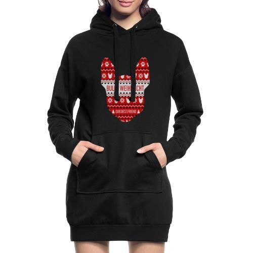 Bully Weihnacht Part 3 - Hoodie-Kleid