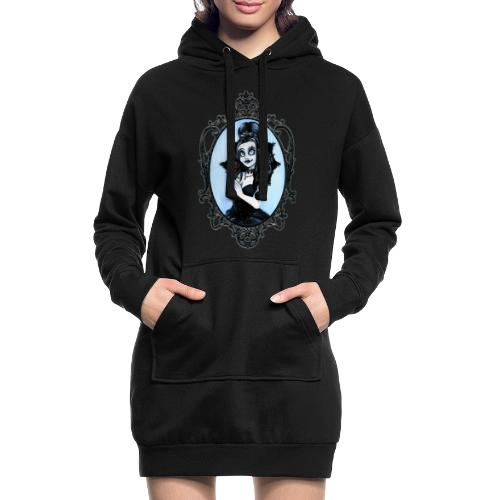 Model of the Year 2020 Lilith LaVey - Hoodie Dress