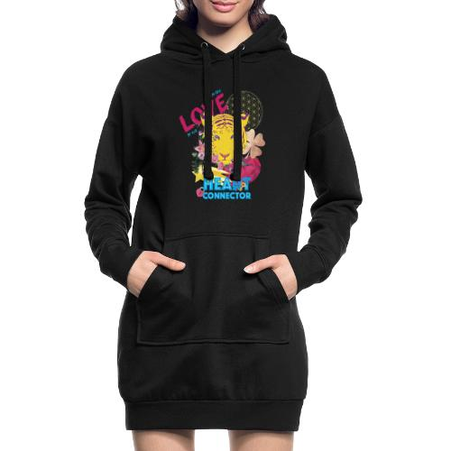 Design Heart Connector - Hoodiejurk