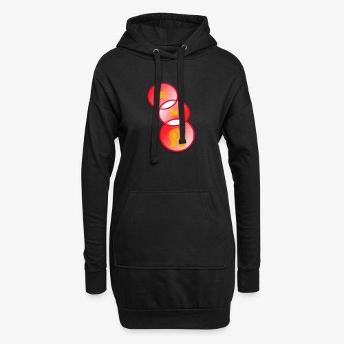 BE NUMBER 1 - Hoodie Dress