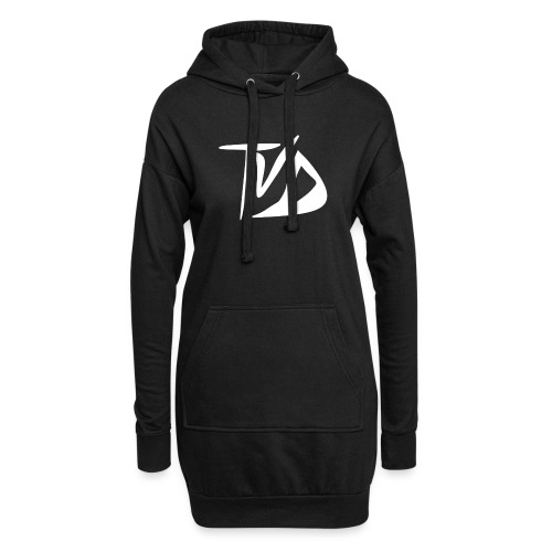 T-Shirt TvD / Black - Hoodiejurk