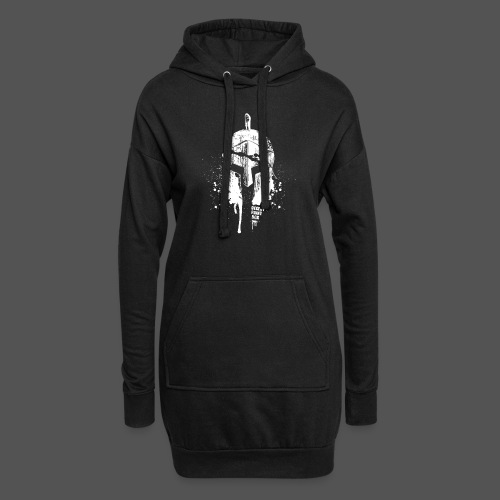 Fear Is for the Fearful - Hoodie-Kleid