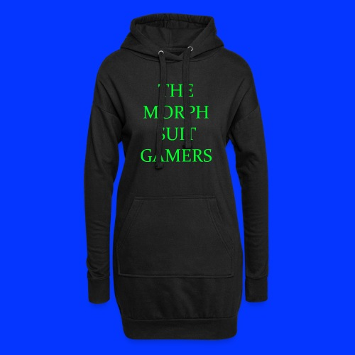 the morph suit gamers clothing etc 1 - Hoodie Dress