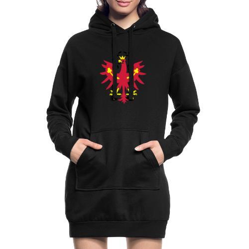 Tiroler Adler - Hoodie-Kleid