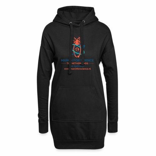 MfS-NL logo light background - Hoodie Dress