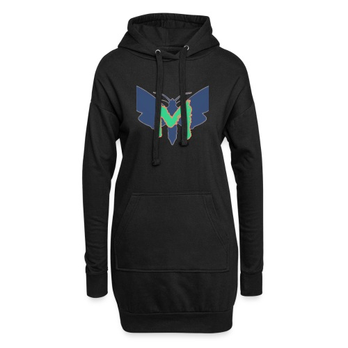 Mothy Ultimatum Logo - Hoodie Dress