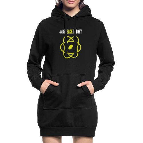 The Big Sack Theory - Hoodie-Kleid