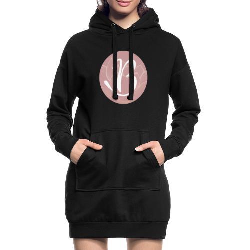 Blossom Logo - Hoodie-Kleid