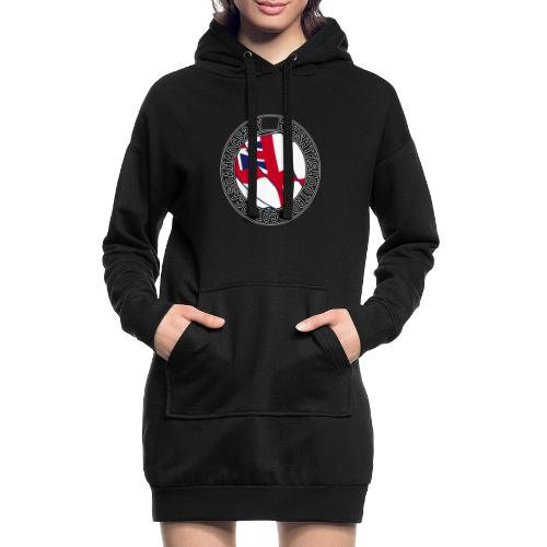 Hands to Harbour Stations (DC) - Hoodie Dress