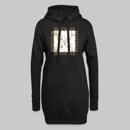 #Bestewear - Royal Line RR - Hoodie-Kleid