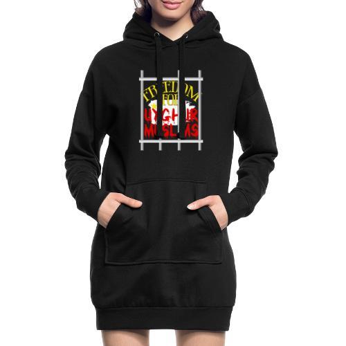 Freedom - Hoodie Dress