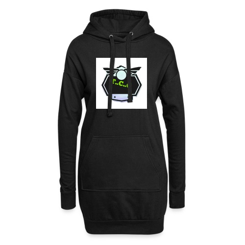 Cool gamer logo - Hoodie Dress