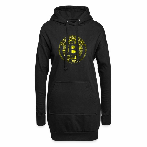 In cryptography we trust 2 - Hoodie Dress
