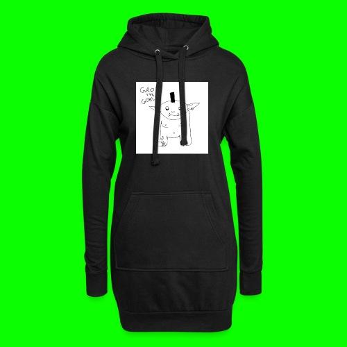 Grol S / T - Hoodie Dress