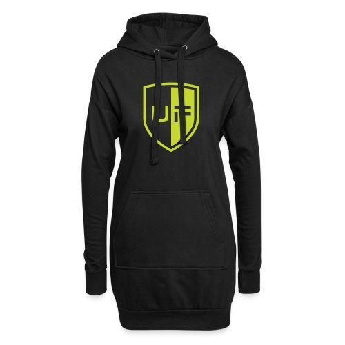 uFit Logo - Hoodie Dress