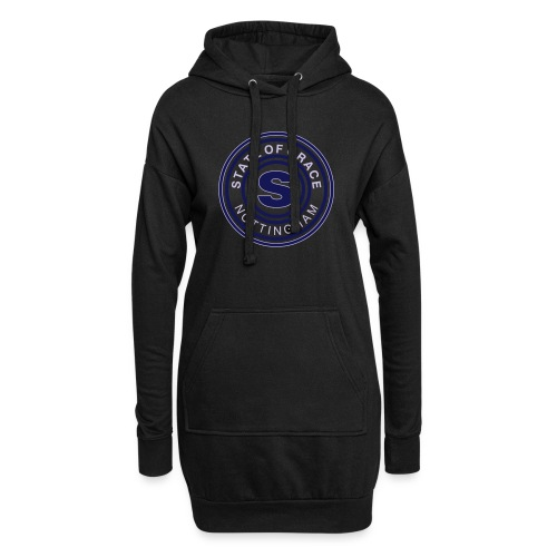 state of grace logo - Hoodie Dress
