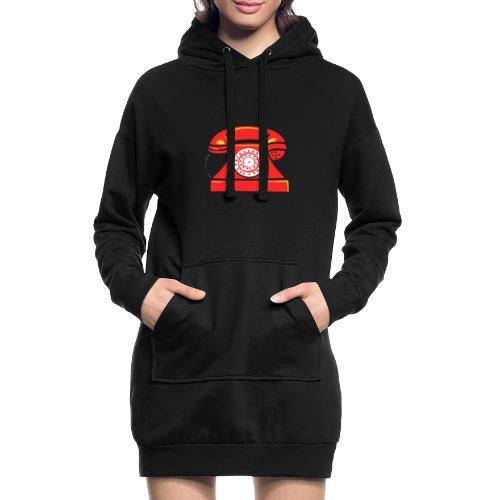 PhoneRED - Hoodie Dress