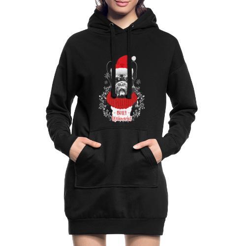 Bully Weihnacht Part 2 - Hoodie-Kleid