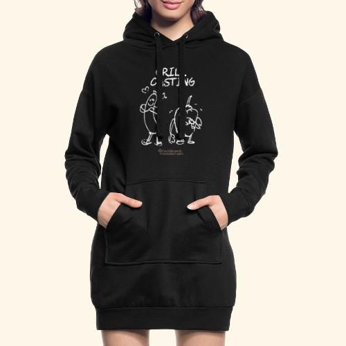Grill Casting | Grill T-Shirts - Hoodie-Kleid