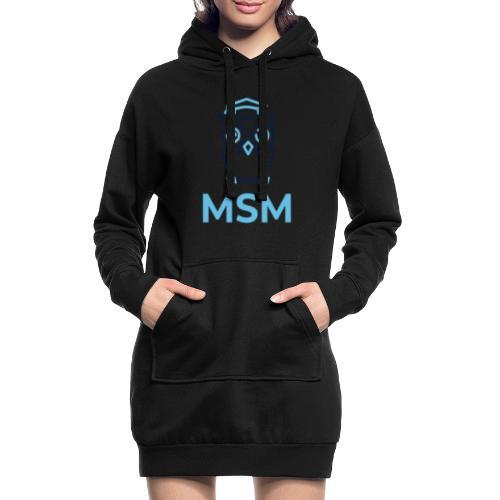 MSM UGLE - Hoodie-kjole