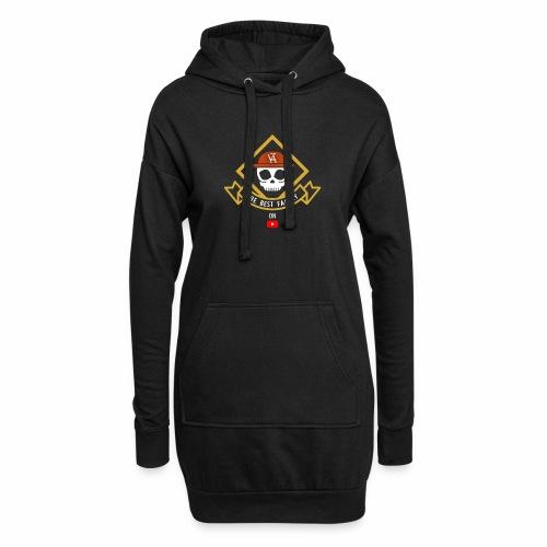 The Best Pirate family - Sweat-shirt à capuche long Femme