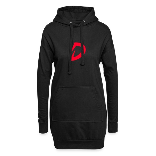 Destra Logo by Atelier render red - Hoodiejurk