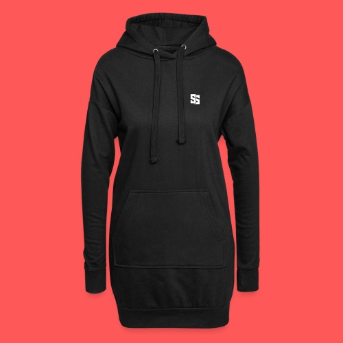 Black clothes - Hoodie Dress