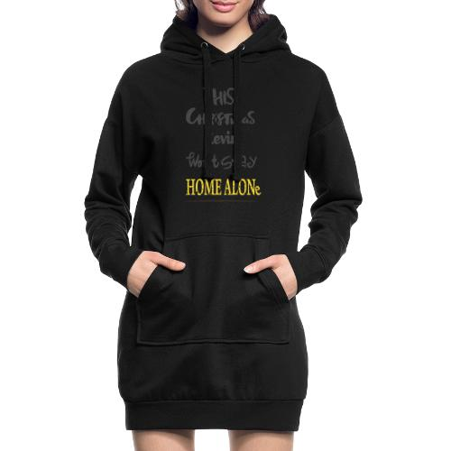 Kevin McCallister Home Alone - Długa bluza z kapturem