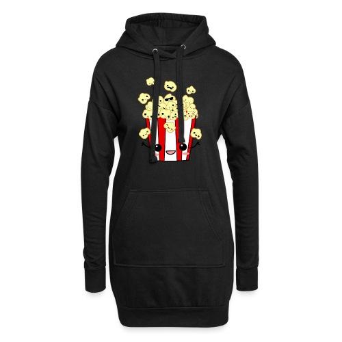 PopCorn - Sudadera vestido con capucha