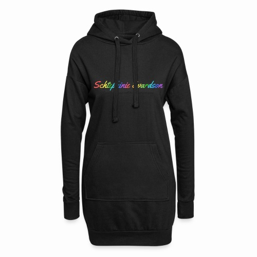 Schtephinie Evardson: Special Edition Gay Pride - Hoodie Dress