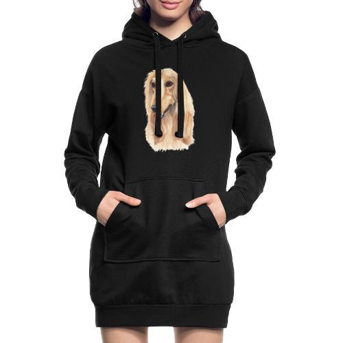 afghanskMynde- A - Hoodie-kjole