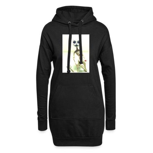 Annie Rexie - Sweat-shirt à capuche long Femme