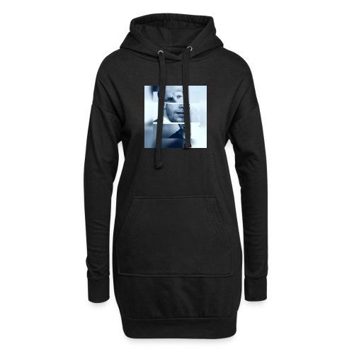 grif - Długa bluza z kapturem