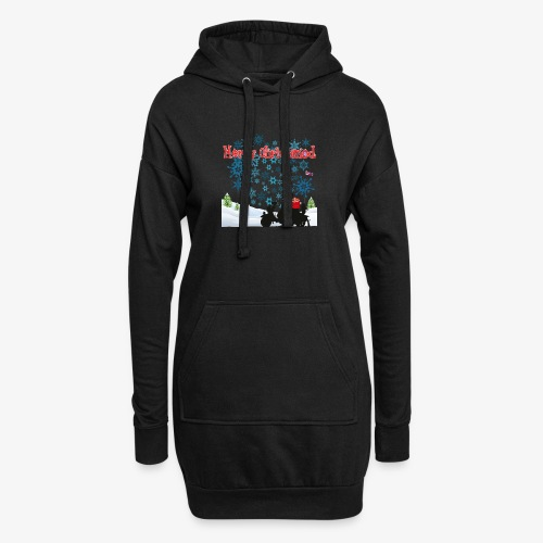 new merry christmod new design - Hoodie Dress