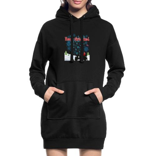 new merry christmod new design - Hoodie Dress
