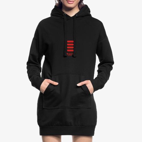 MARS - Hoodie Dress