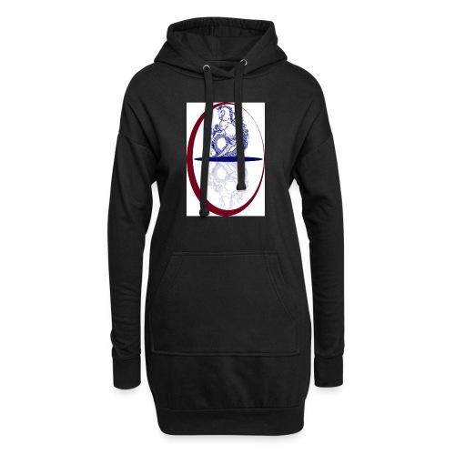 kelpie2 - Hoodie Dress