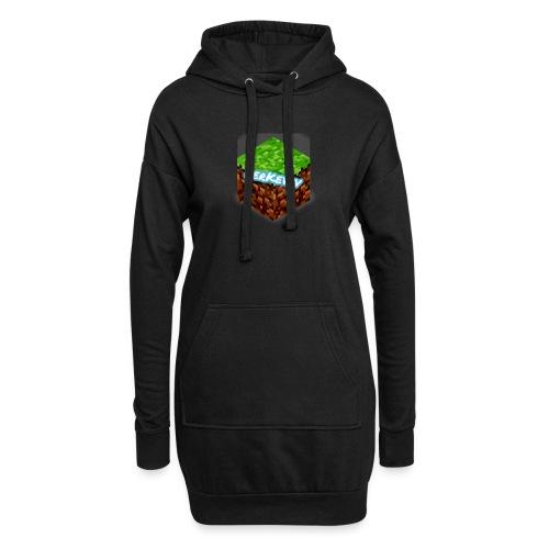 DerKevvv (Gras Block) - Hoodie-Kleid