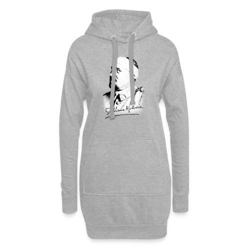 Débardeur Femme - Guillaume Apollinaire - Sweat-shirt à capuche long Femme
