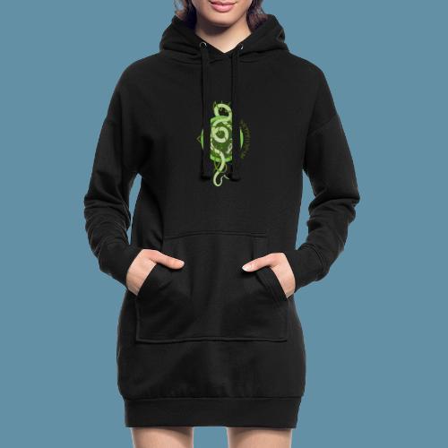 Jormungand logo png - Vestitino con cappuccio