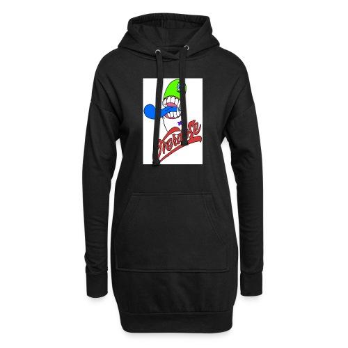 Capsule Overdose - Sweat-shirt à capuche long Femme