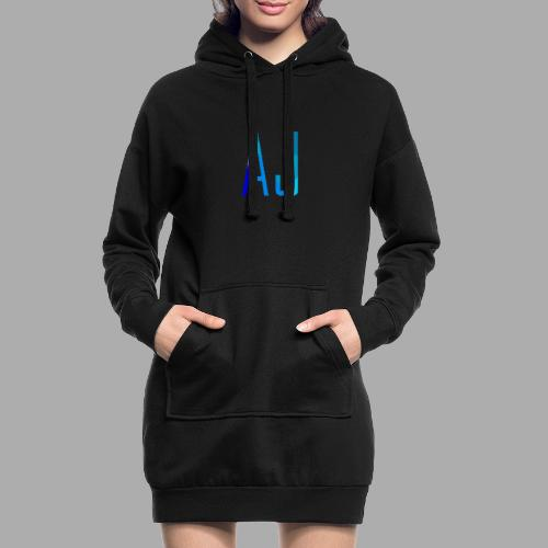 AJ No Background - Hoodie Dress