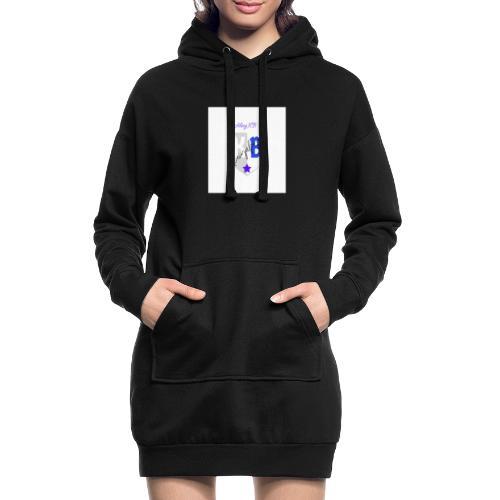 Keiby3D - Sudadera vestido con capucha