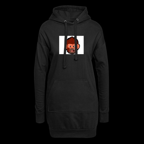 pogo clan Buttons & badges - Hoodie-kjole
