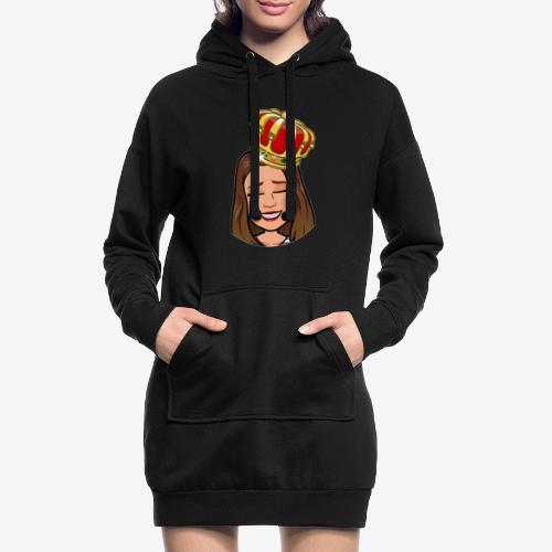 amaia - Sudadera vestido con capucha