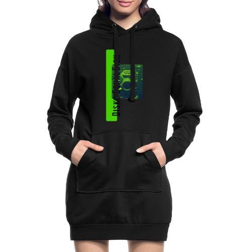 Disko Schäl Sick LogoBig - Hoodie-Kleid